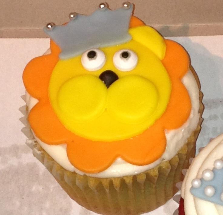 Alphi cupcake