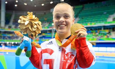 MAX SPORTS: RIO PARALYMPICS 2016: TEAM GB IS ON FIRE IN THE SW...