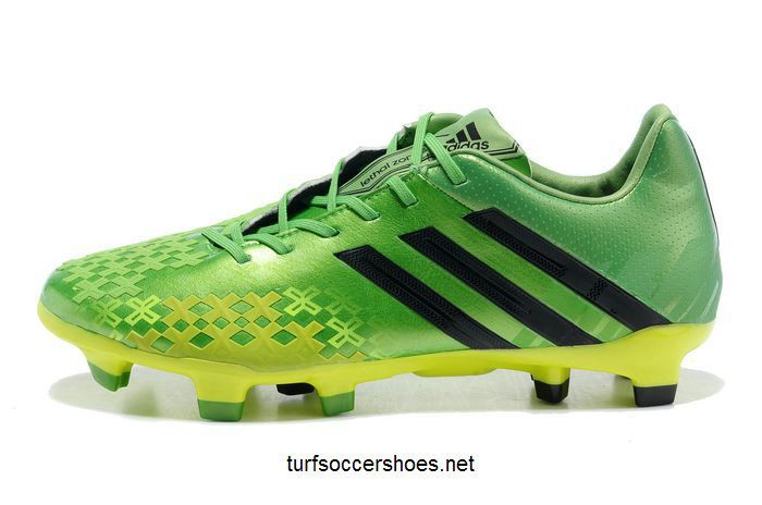 New soccer shoes?!