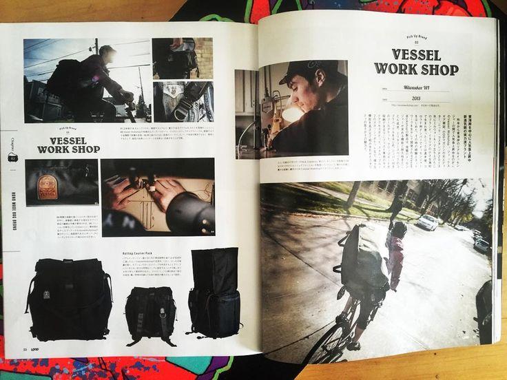 LOOP Magazine Interview \/\/ Japan Vessel Workshop  Much Love to - interview workshop