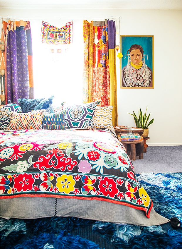 Photo by Danae Horst Photo by Bret Gum Photo by Danae Horst Photo by Danae Horst Photo by Dabito Photo by Dabito Photo by Laure Joliet I'm feeling a little sleepy after a lot of recent travels, so today I thought it would be fitting to share some boho bed inspo from bedroom I've designed and/or...