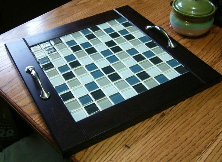 17 Best Images About Crafts Tray Trivet Ideas On