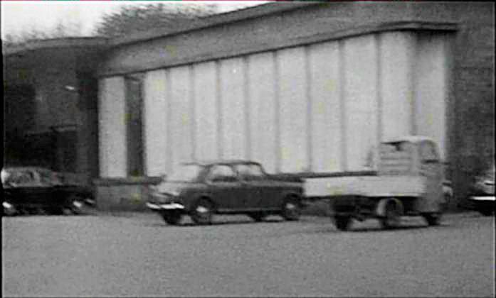 Lambro in 'Teorema' Movie - 1968