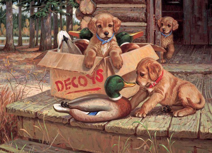 Открытки на тему собаки