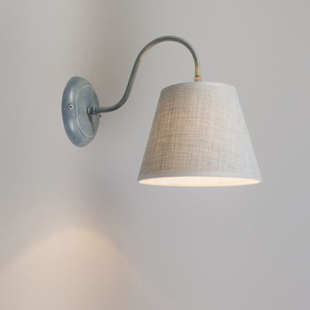 Die besten 25+ Wandleuchten im landhausstil Ideen auf Pinterest - wohnzimmer lampen im landhausstil