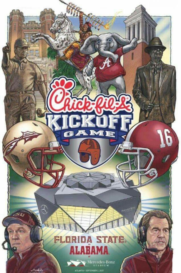 Sept 2 ALABAMA Football
