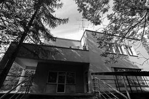 SKOCZÓW. ZA-SKOCZENIE czyli modernizm w małym mieście - Splot