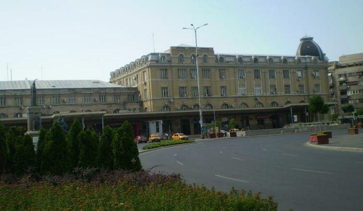 Gara De Nord din Bucuresti - Destinatii turistice Romania - Femeia Stie.ro