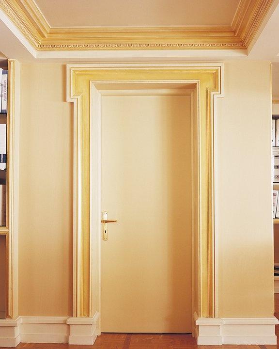 interior door frame feature doorway pinterest