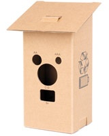 A battery recycling box for the home or office. £2.48