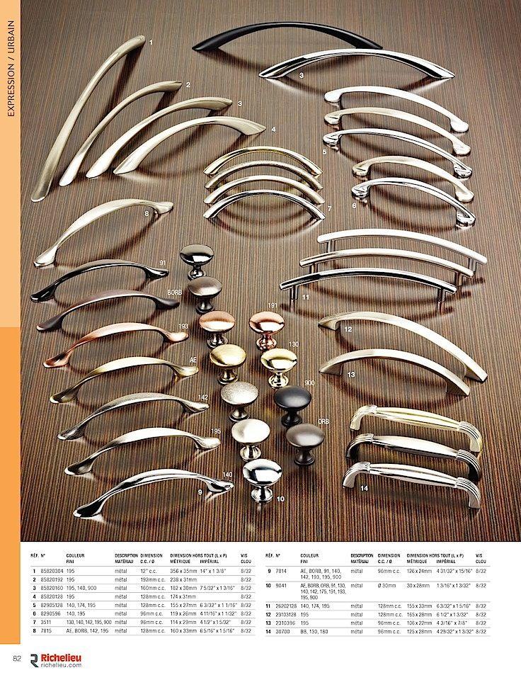 Catalogue - Collection - page 82 - Quincaillerie Richelieu
