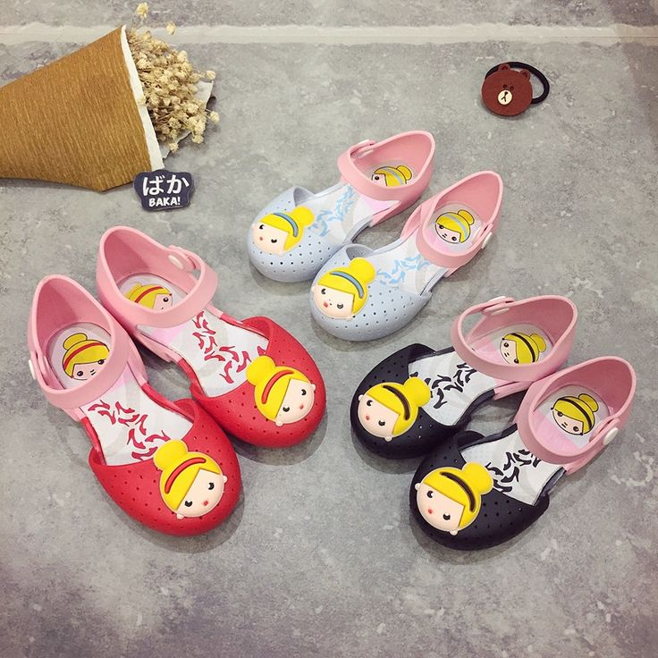 >> Click to Buy << hot sale 2017 summer fashion Mini Melissa Blonde Princess Sandals cute Girls Princess Shoes Sandals Melissa Kids Shoes14-16.5cm #Affiliate