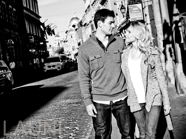 #Sunny day #engagement pictures. #OldMontreal. Launi