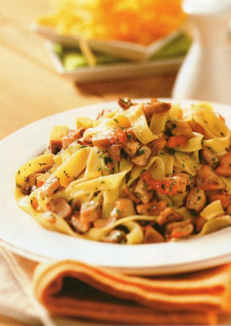 http://www.i-food.gr/article/635 Tagliatelle με σάλτσα μανιταριών