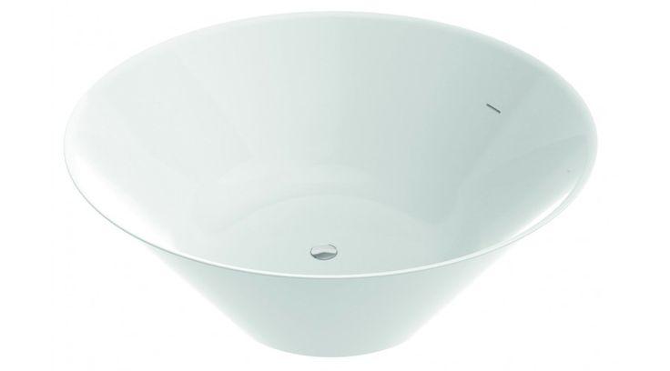 Exkluzív szabadonálló kádak a Marmorintól! SPOT #marmorin #exclusive #bathtube #bathroom #bath #design #freedom #beauty #white #minimal #style #idea