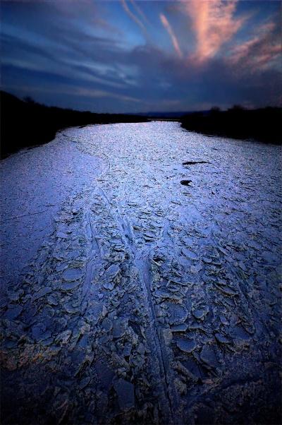 Susquehanna River in Nanticoke, PA