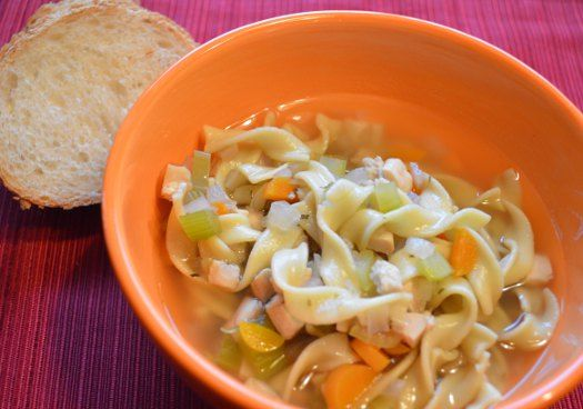 homemade chicken noodle soup - vote for your favorite from the best 60 chicken noodle soup recipes on the net
