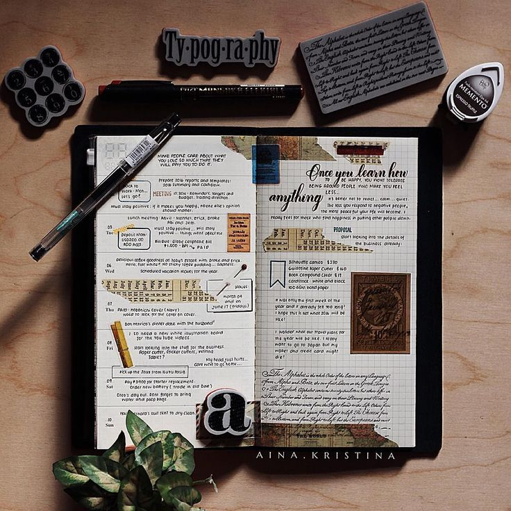 """""""The Traveler's Notebook will always be my favourite planner. It's thin, it's light and a classic. This is also what i use for work and my side businesses.…"""""""
