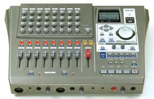 Tascam DP01FX 8 Track with Effects Digital Multitrack Recorder Review         Tascam DP01FX 8 Track with Effects Digital Multitrack Recorder...