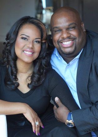 Pastor John Gray and his wife.