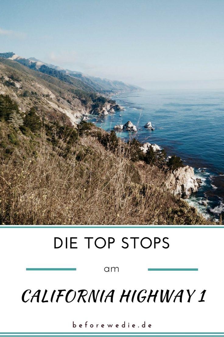 California State Route 1 Pacific Coast Highway 1 Roadtrip Guide