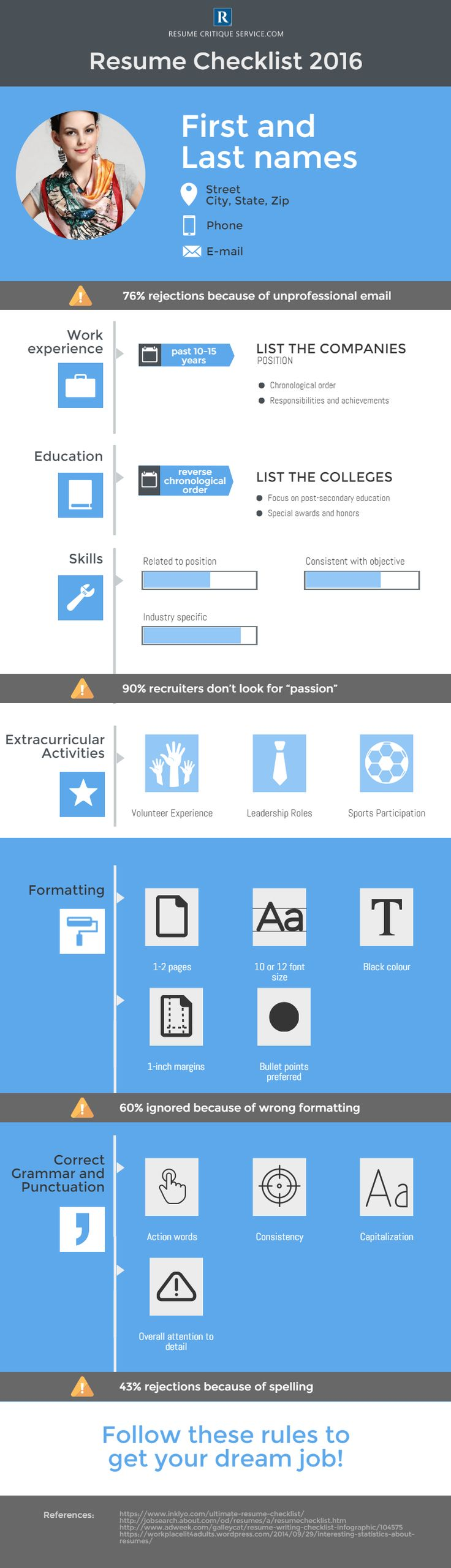 Margins For Resume 67 Best Resume Images On Pinterest  Gym Resume And Interview