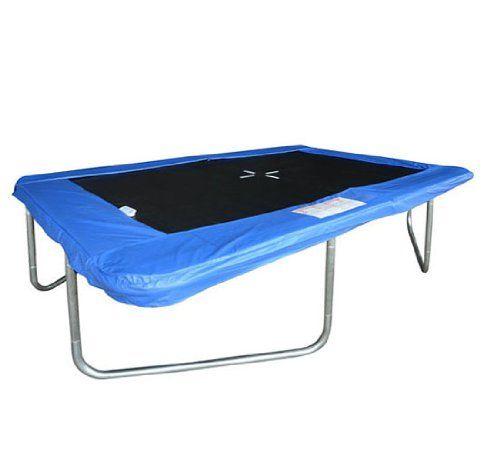 "Aosom 10x7ft rectangular trampoline review!  Category ""Best buy"" in 2014"