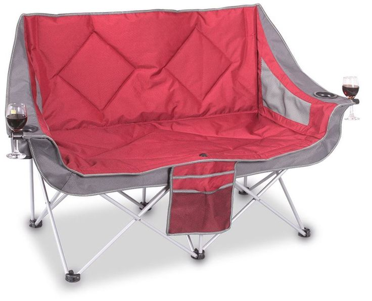 Get Free Delivery on Oztrail Galaxy Sofa Camp Chair - Huge Range of Camp Chairs at Australia's Best Online Camping Store