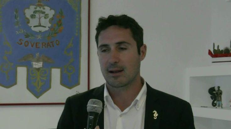 """SOVERATO, ALECCI: """"LIBERARE FRONTE MARE DAI GIOCHI SCELTA CORAGGIOSA E DI BUON SENSO"""". VIDEO"""