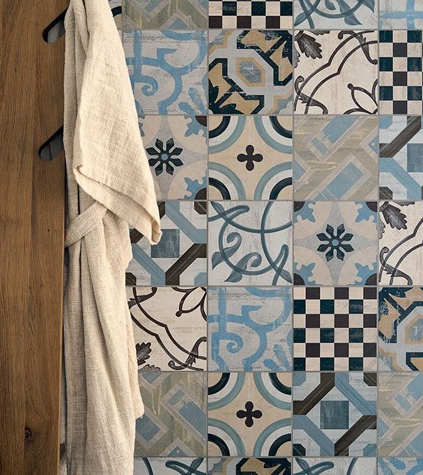 Porcelain Stoneware Wall Tiles CEMENTINE 20 | Wall Tiles   @fioranese