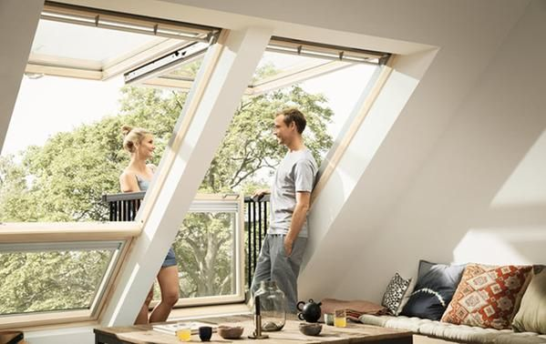 79 best Dach images on Pinterest Architecture, Attic bathroom and