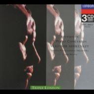 Ludwig van Beethoven   Vladimir Davidovich Ashkenazy   Zubin Mehta     ベートーヴェン:ピアノ協奏曲全集  アシュケナージ(p)メータ&VPO    1981~84年デジタル録音。ピアノ、オーケストラとも実に美しい音で収録されたベートーヴェン。ピアノ協奏曲全曲のほか、6つのバガデル、アンダンテ・ファヴォリ、エリーゼのためにを収録しています。