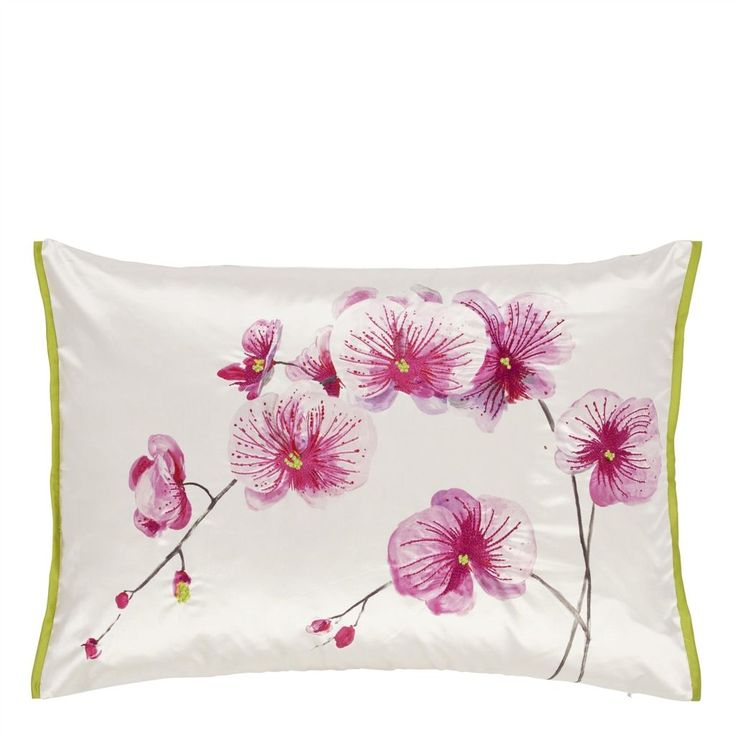 orchidea schiaparelli cushion