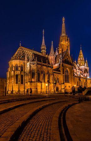Iglesia de Matías; Budapest, Hungría Más