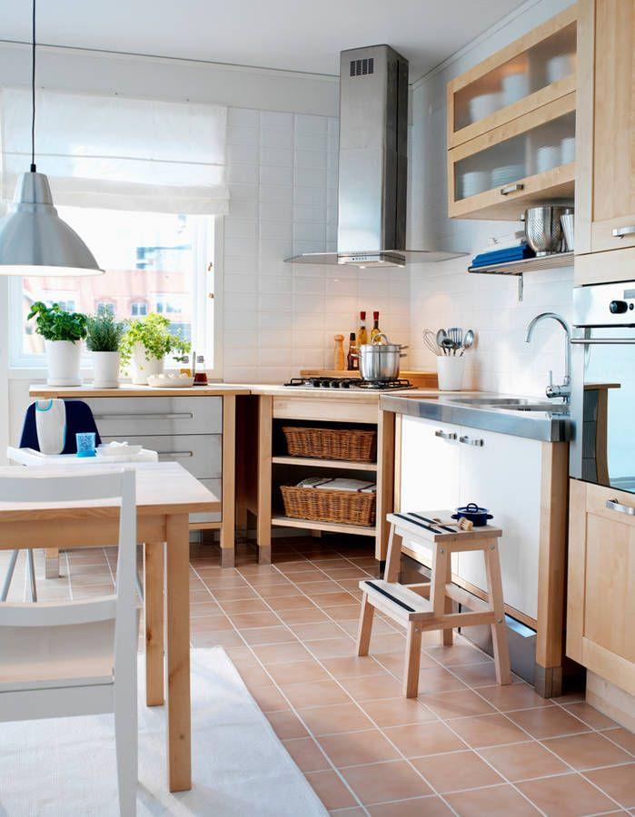 18 best CUISINE IKEA TORHAMN images on Pinterest Ikea kitchen - Hauteur Plan De Travail Cuisine Ikea