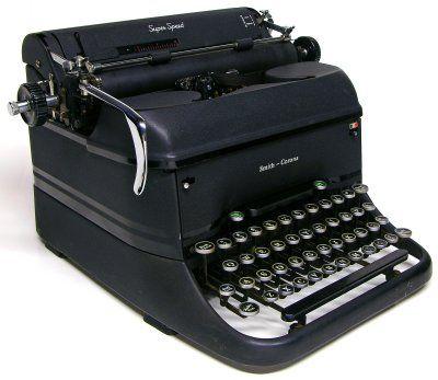 smith corona super speed 1948 vintage typewriters pinterest machines crire et corona. Black Bedroom Furniture Sets. Home Design Ideas