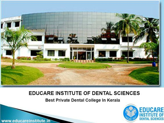 Educare Institute of Dental Sciences is an effective solution in dental education. Situated in Kilyamannil campus, Malappuram One of the top dental colleges in Kerala