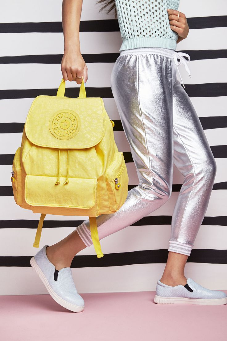 The perfect backpack for the gal on the go kipling backpackkipling bagsmed schoolschool
