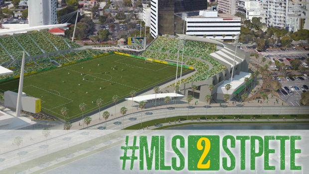 #MLS  Tampa Bay Rowdies take step forward in proposed MLS stadium plan