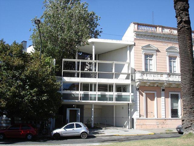 Casa Curutchet, La Plata - Argentina, Le Corbusier