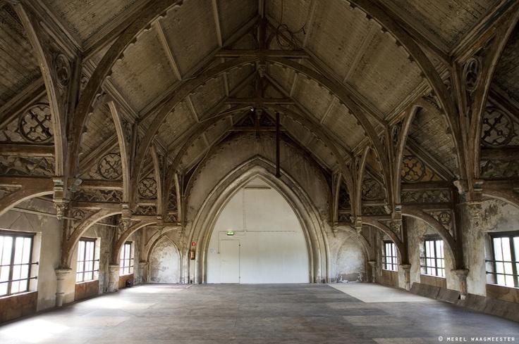 Awesome location! Het Hemelrijk | De Metaal Kathedraal