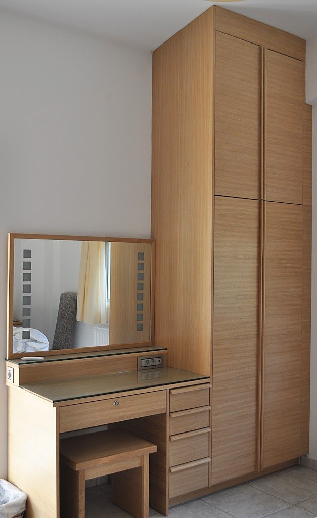 17 best images about dressing table wardrobe on pinterest dressing table design design - Wardrobe with dressing table designs ...
