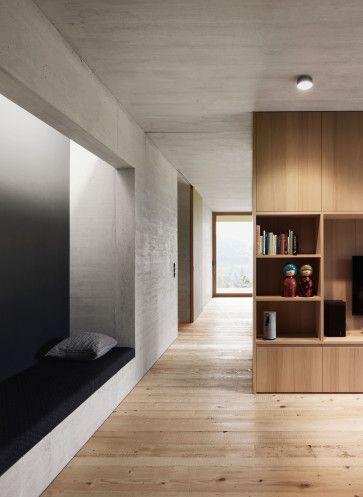 140 besten Holz und Raum Bilder auf Pinterest Innenarchitektur - interieur mit holz lamellen haus design bilder