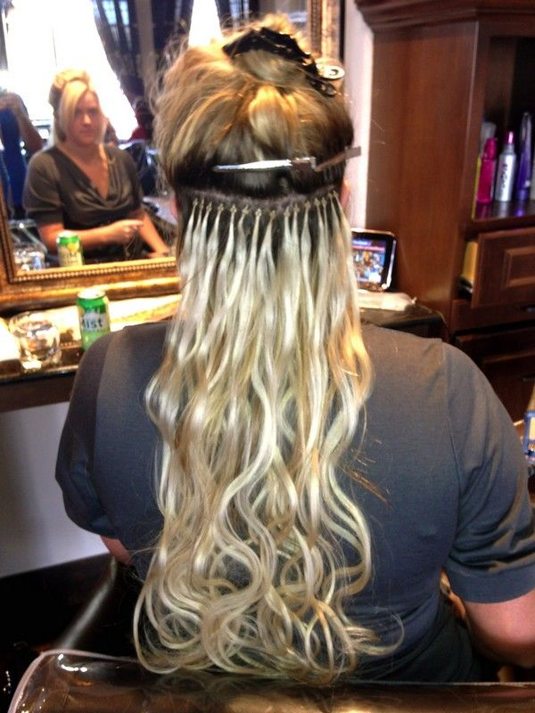 Glue In Hair Extensions-11