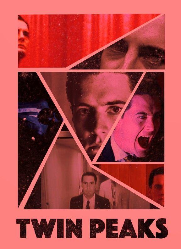 Twin Peaks (serie de tv) (1990- 1991) - David Lynch y Mark Frost