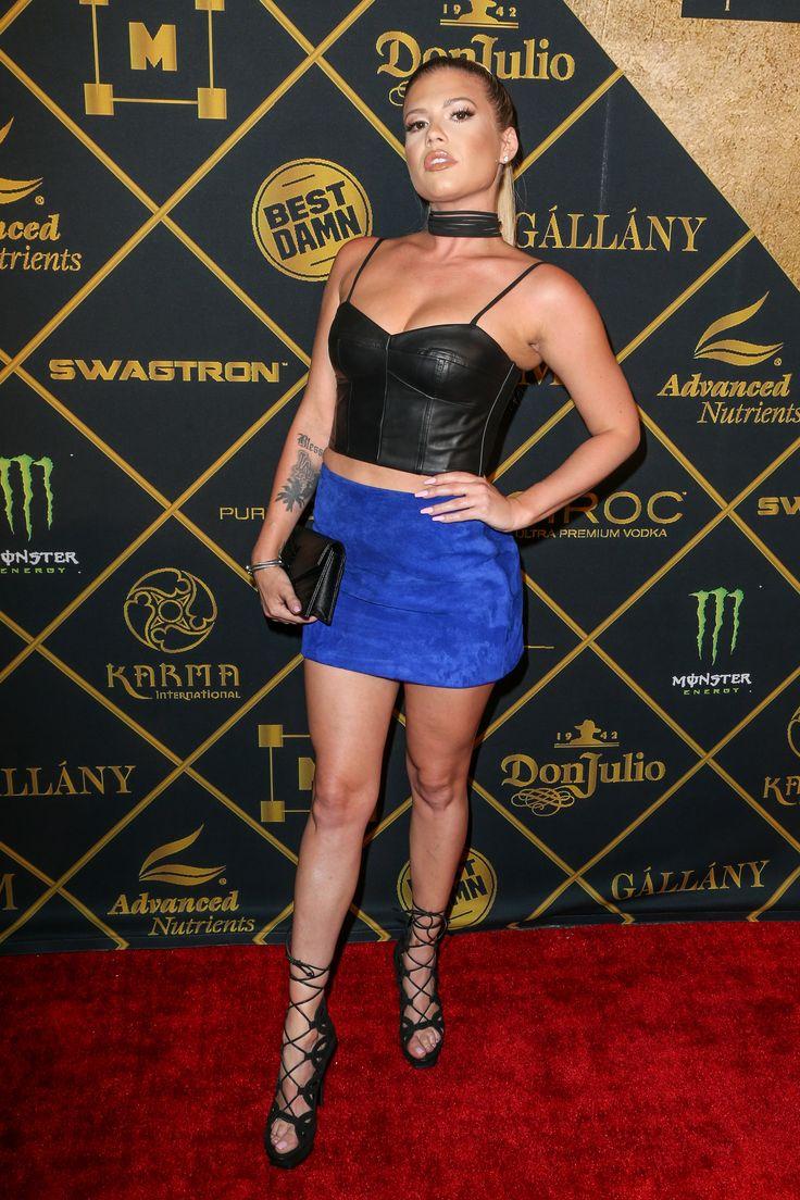 Chanel West Coast - 2016 Maxim Hot 100 Party in LA 7/30/16