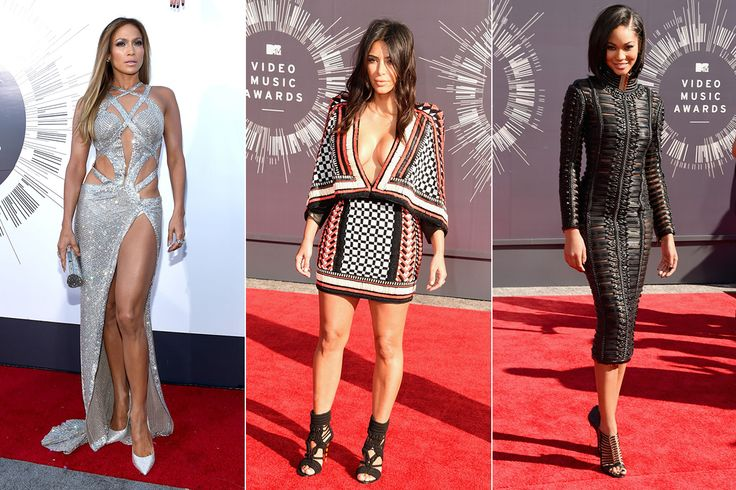 All the Looks from the Red Carpet at the 2014 MTV Video Music Awards
