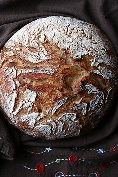 Yoğurmadan Ekmek