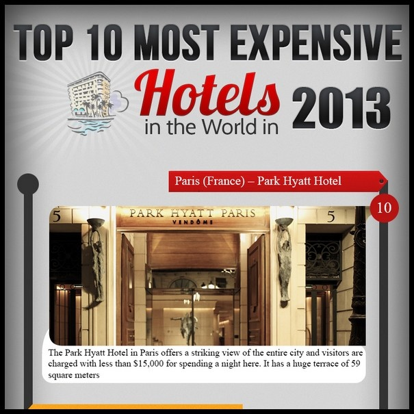 43 best images about travel infographic on pinterest for Top 10 most luxurious hotels in dubai
