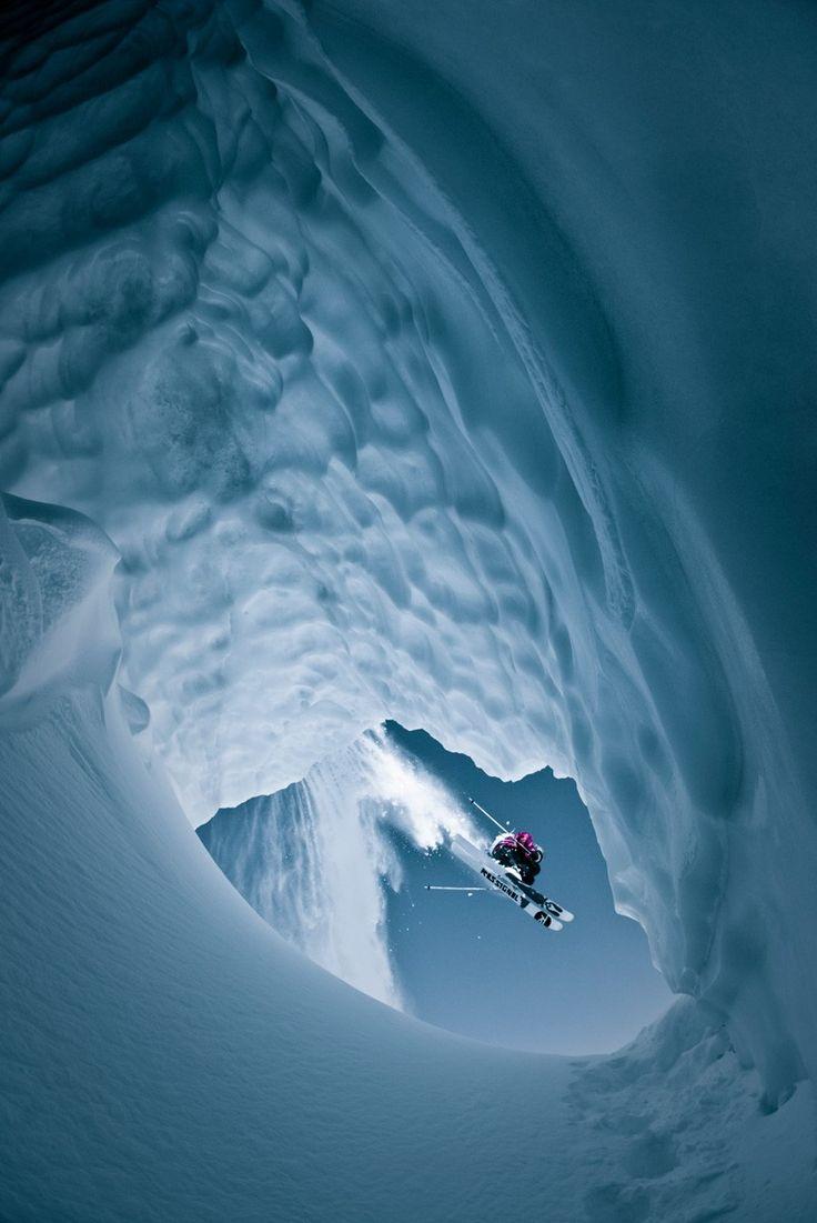 Amazing!! Dan Treadway, athlete, Eric Berger, photographer Whistler, BC